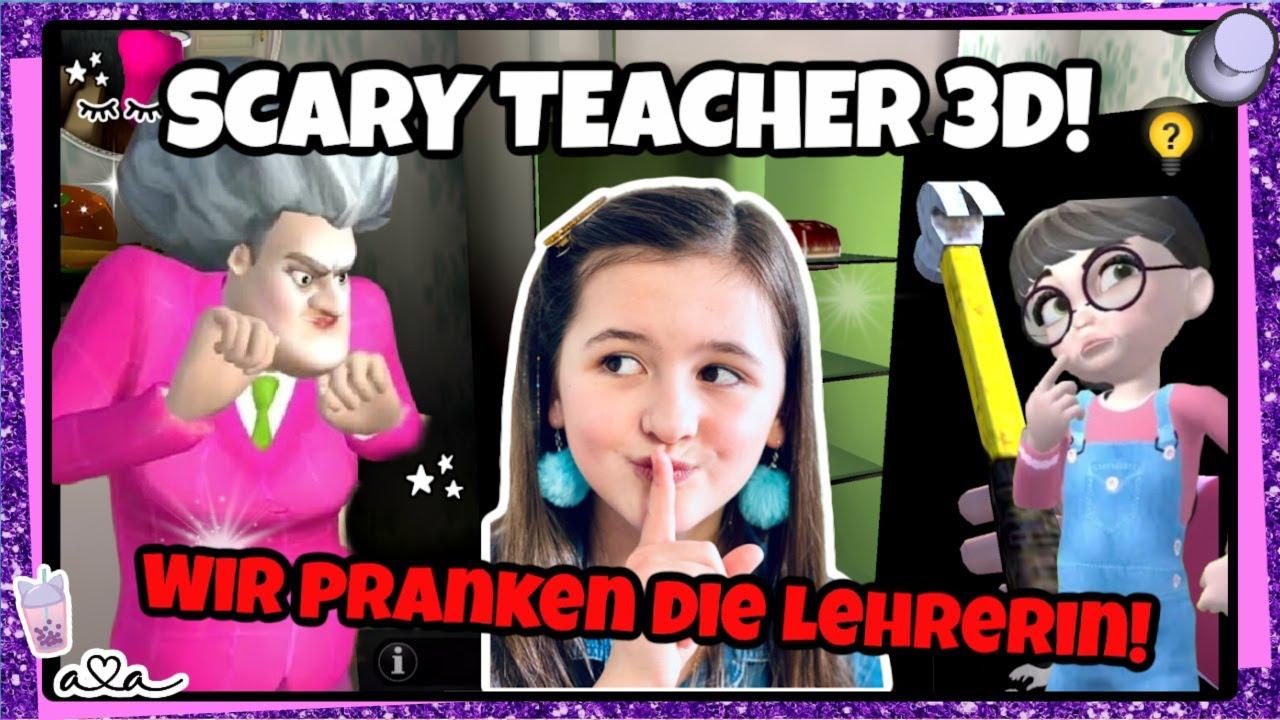 SCARY TEACHER 3D 😱 Ava PRANKT die fiese LEHRERIN 😵 Alles Ava Gaming
