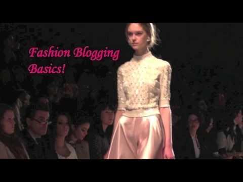 LIM College Fashion Writing Blogs