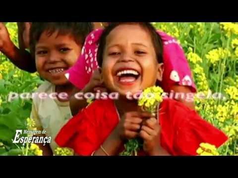 Programa Mensagem de Esperança com Nelson Dantas e Maria Vitoria - 30092016