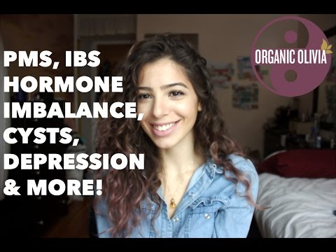 Every answer you re looking for pms cysts hormone imbalance ibs