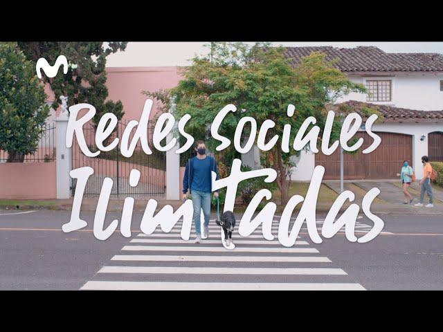 Redes Sociales ILIMITADAS con tu Súper Recarga Movistar