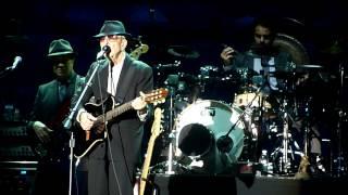 Leonard Cohen - Night Comes On - Verona Arena - 24-09-2012