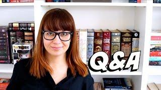 Q&A BEZ CZERWONEJ POMADKI! :D