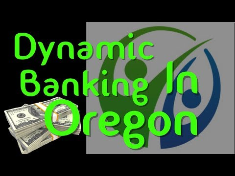 Dynamic Banking In Oregon - A Plan To Get Out Of Debt Fast