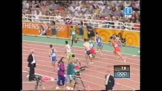 Antonio Reina Semifinal JJOO Atenas 800 m.l..mp4
