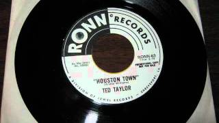Ted Taylor - Houston Town