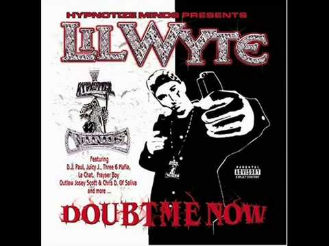 Lil' Wyte - My Smokin' song - 8 - W/ Lyrics