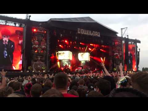 Linkin Park - Papercut (Live at Download Festival 2014)