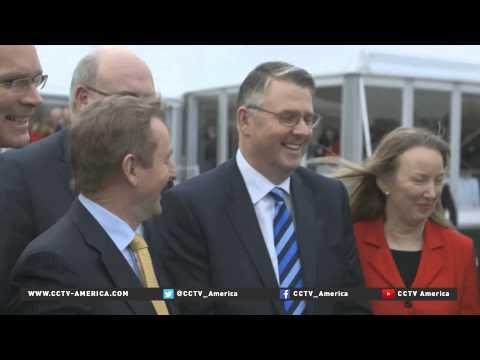 Elimination of milk quotas driving Irish economy