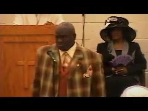 The Late Bishop WE Fuller, Jr feat Rev Clarence Nixon