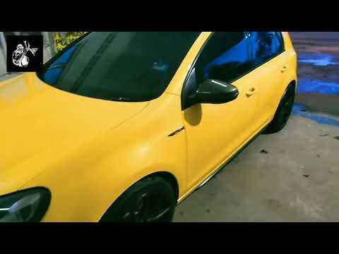 VW GOLF GTI Make Over [Yu Auto Spray]