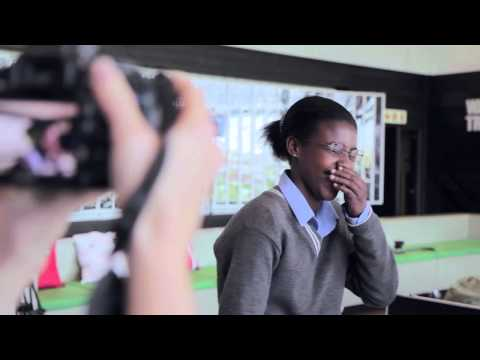 Nike Vision South Africa Community Outreach Project