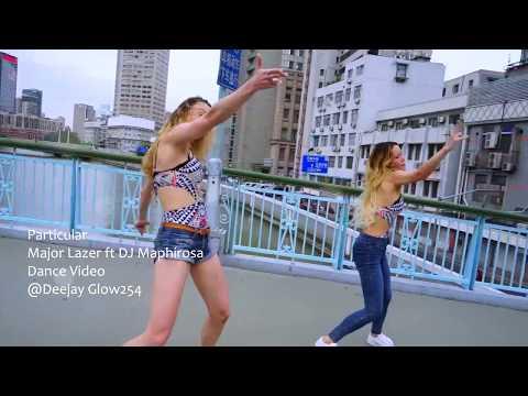 Particular (Official Dance Video)  Major Lazer ft DJ Maphirosa,Jidenna,Deejay Glow254