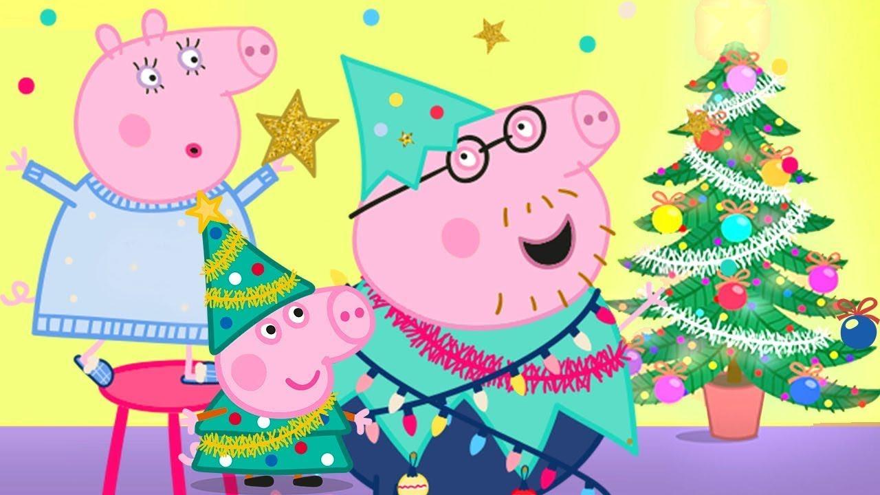 Download Peppa Wutz schmückt den Weihnachtsbaum 🎄 Cartoons für Kinder   Peppa Wutz Neue Folgen