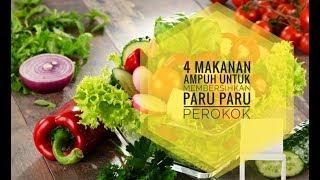 4 Makanan Ampuh untuk Membersihkan Paru Paru Perokok