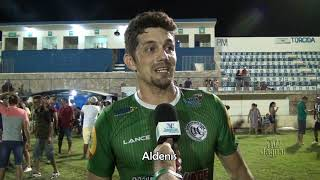 Final do Campeonato Limoeirense de Futebol 2018 - Entrevistas Caxias 4 X 1 XV de Junho
