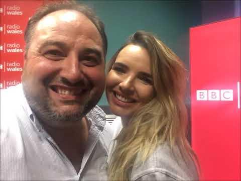 Nadine Coyle on BBC Radio Wales - [26.09.17]