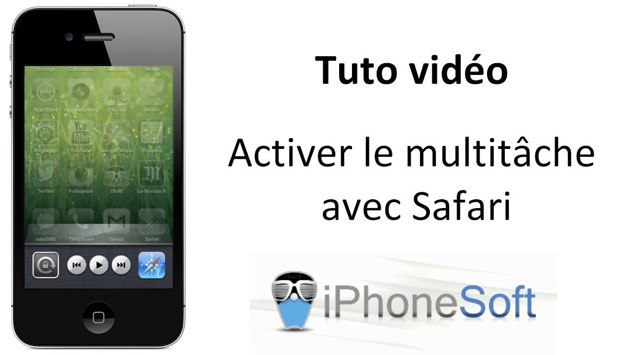 tuto : mettre youtube en tâche de fond avec safari sur iphone - youtube
