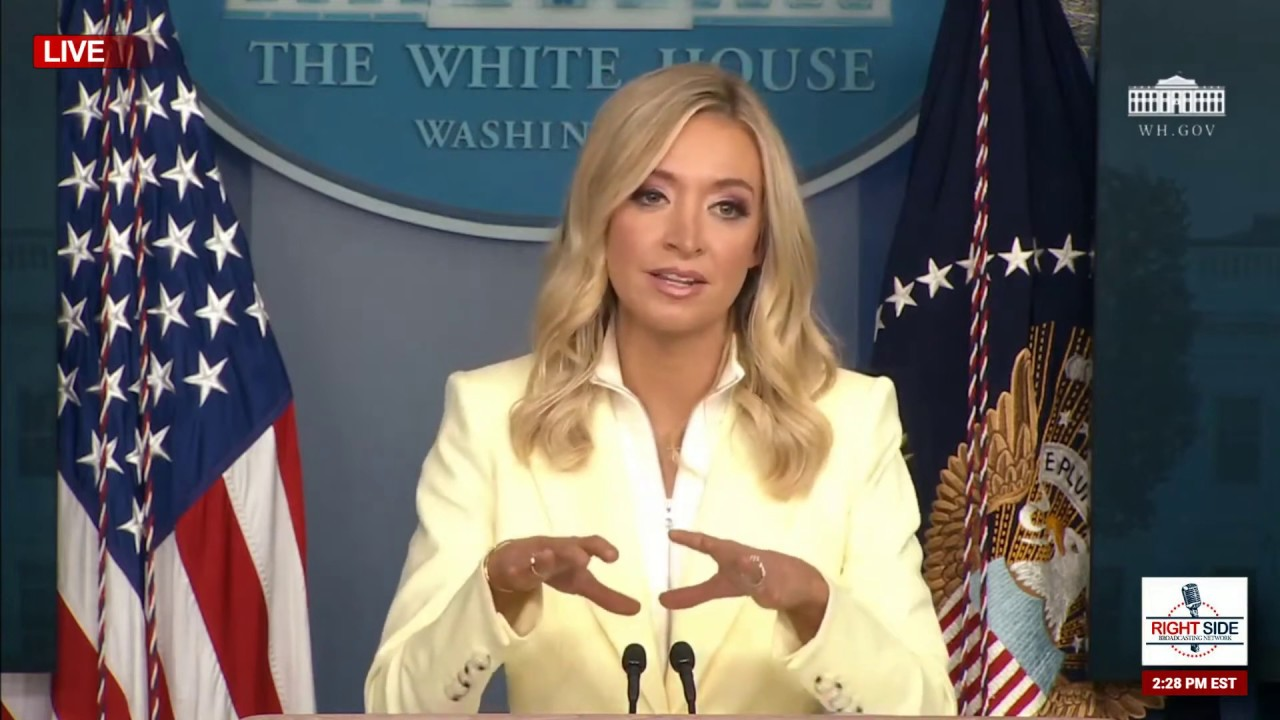 Destruction of the Fake News by Kayleigh McEnany over OBAMAGATE