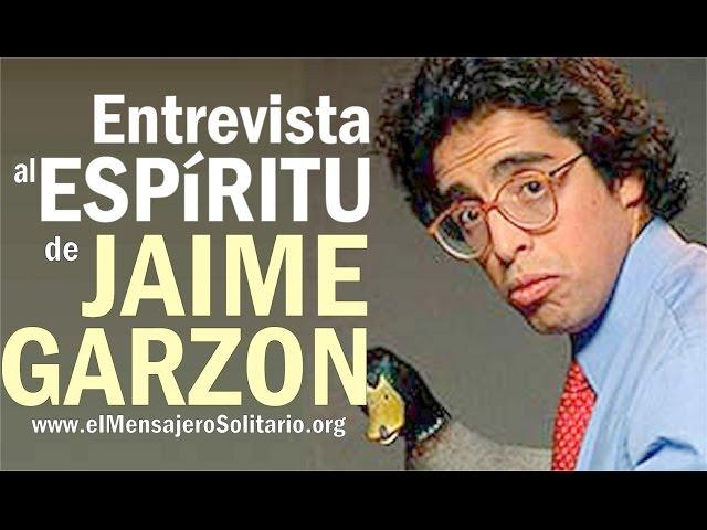 Entrevista al espiritu de Jaime Garzon | El mensajero Solitario.org