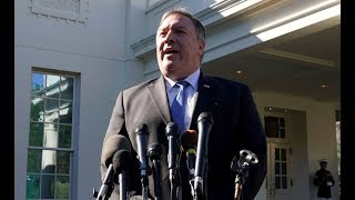 WHAT Mike Pompeo just Said at Press Conference will Set Liberals Ablaze 🔴