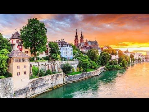 Basel,  Switzerland Travel Video