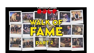 [Lucca C&G] Walk of Fame part 2