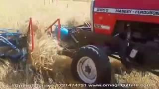 tractor front reaper binder in india 9721474731
