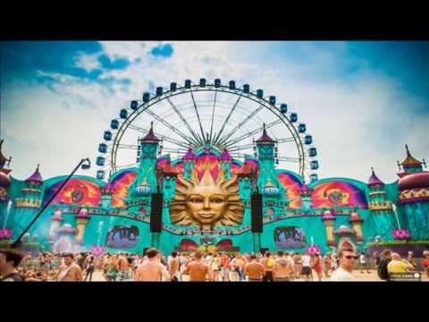 Julian Calor @ Tomorrowland 2014