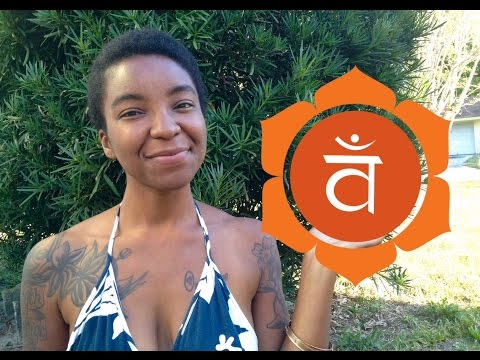 The Sacral Chakra! (Why It's Important to Women's Sexuality) *Svadhisthana*