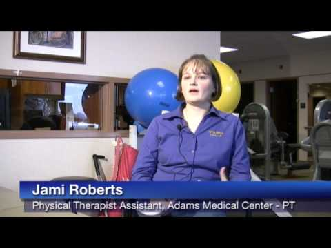 Meet Jami Roberts WellSpan Rehabilitation