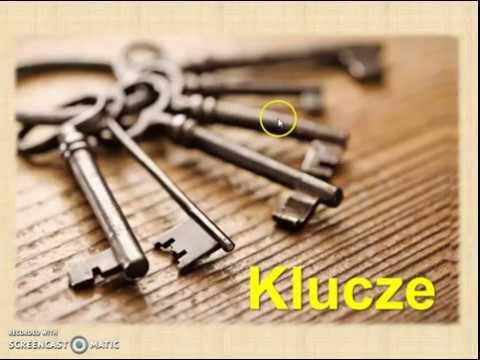 Польский. Тема: Ключи