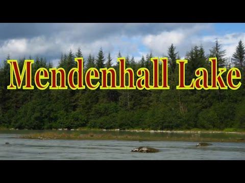 Mendenhall Lake, Lake in Juneau, Alaska, United States