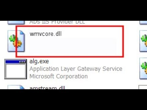wmvcore2.dll windows 7 cool edit gratis