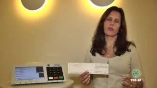 Eliana Passarelli esclarece os procedimentos para justificar a ausência às urnas.