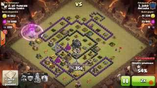 Clash of Clans | GDC | Ouf !! On a eu chaud !!