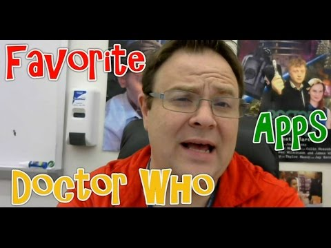 My Favorite Doctor Who Apps