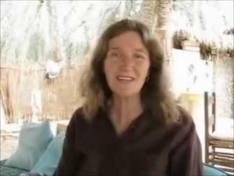 Australian women lives in Egypt Oasis Siwa since 1995