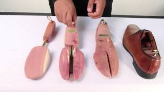 Wooden Shoe Trees vs Plastic Shoe Trees