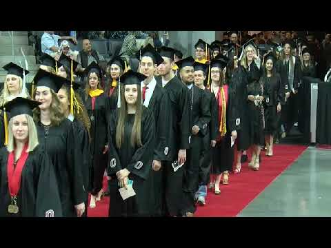 May 2019 Commencement | Morning Ceremony Part 1