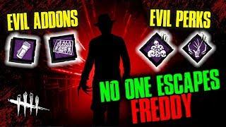 NO ONE ESCAPES FREDDY! Dead by Daylight with HybridPanda [Nightmare on Elm Street DLC]
