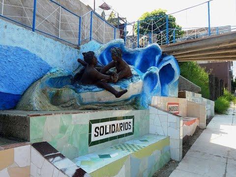 Havana Street Art - Muraleando & El Tanque