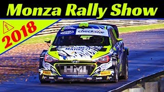 Monza Rally Show 2018 - Saturday, Day 3 - Old Banking Circuit - Valentino Rossi, Suninen, WRC Plus!