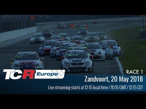 2018 Zandvoort, TCR Europe Round 3