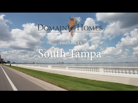 South Tampa Presented by Domain Homes