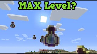 Minecraft Max Level - What is The Highest Level?