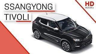 Sangyong Tivoli 2018: recensione e prova su strada, il crossover secondo i coreani