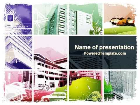 City planning powerpoint template by poweredtemplate youtube city planning powerpoint template by poweredtemplate toneelgroepblik