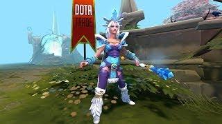 Dota 2 Crystal Maiden - Yulsaria