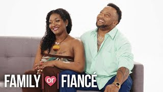 Lazaundra and Julian Are in a Healthier Space   Family or Fiancé   Oprah Winfrey Network